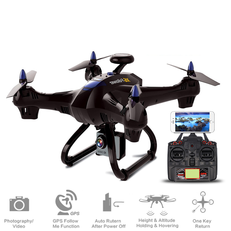 X183s 5G large PFV Wifi 4-axis Drone Aircraft GPS Aerial Remote Control Quadcopter professional model Drone 720P/1080P Camera white version of the folding aircraft 1080p lens wifi fpv map transmission gps aerial drone intelligent remote control aircraft