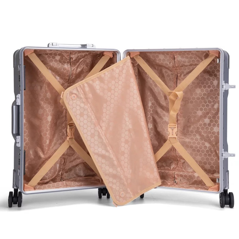 New 20″24″28″inch PC Aluminum frame business trip travel bag Travel Bags