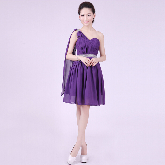 Compare Prices on Eggplant Cocktail Dress- Online Shopping/Buy Low ...