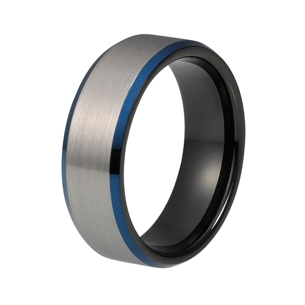 cool wedding bands Cool male wedding rings have certain requirements to be satisfied by men The chief among them is the rigor and simplicity Usually men do not prefer