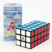 NEWest WitEden 3x3x6 Cuboid Magic Cube Puzzle Cubo Magico Child Grownups Brain Teaser Educational Toys