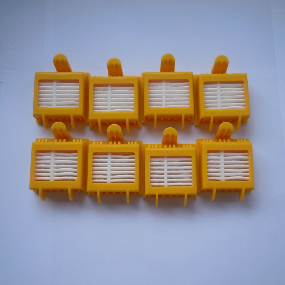 50pcs Replacement Filter for iRobot Roomba 700 Series 760 770 780 790 Vacuum Cleaner HEPA Filter