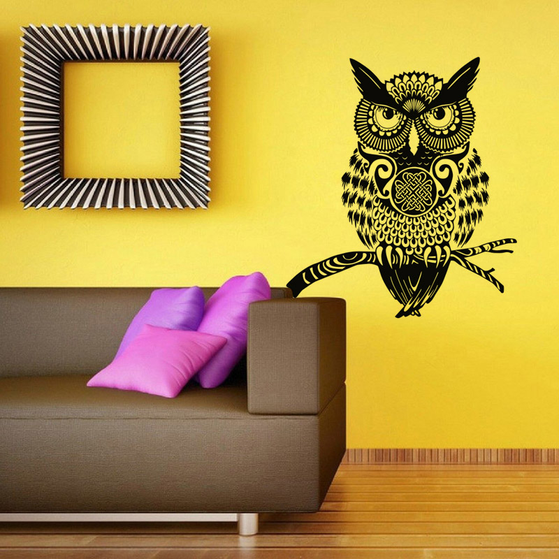 Amazing Owl Wall Decorations Photos - Wall Art Design ...