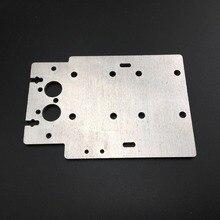 Flsun Cube Aluminum Carriage Plate