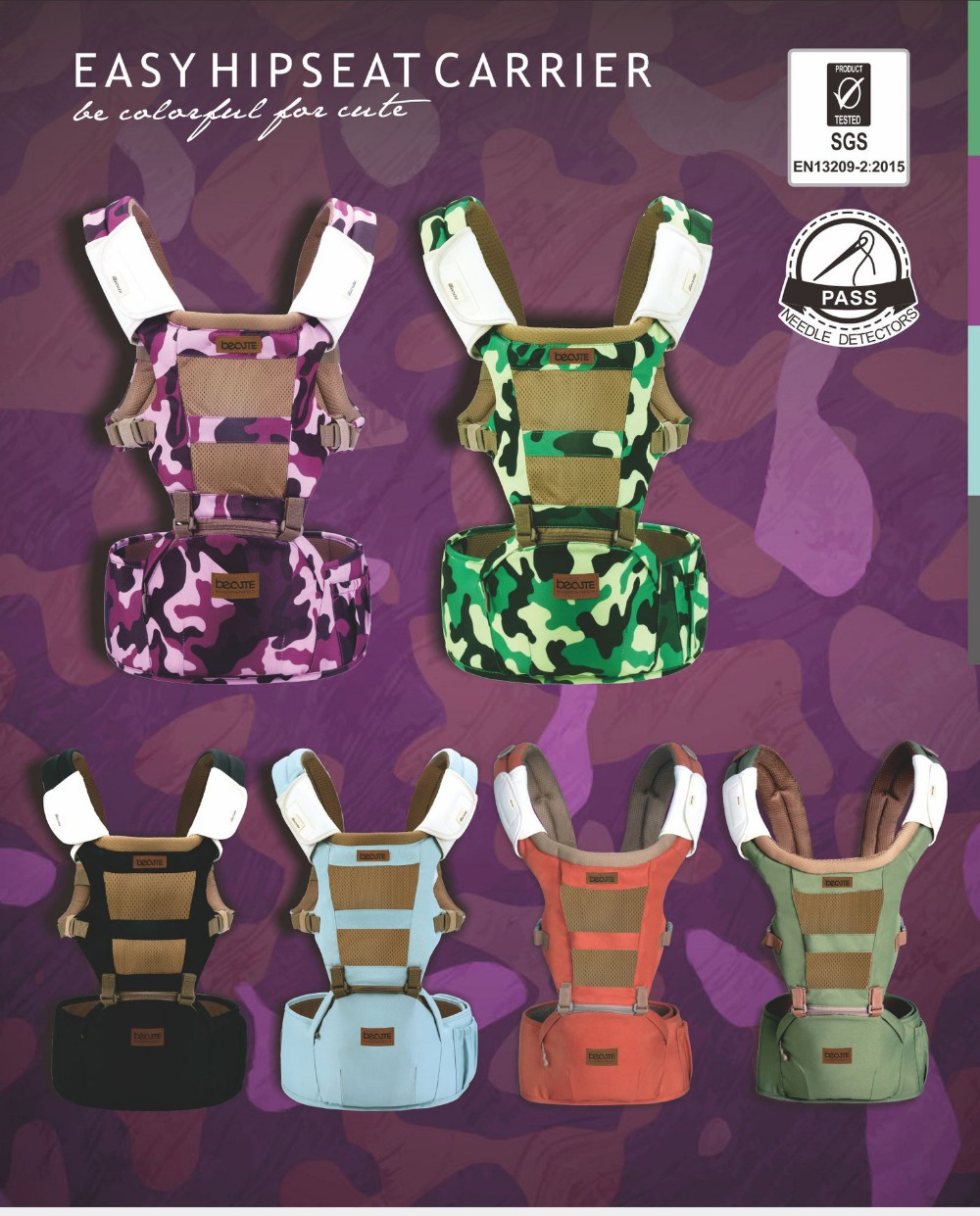 New Baby Carriers Ergonomic Baby Carrier Coat Backpack Carrier Stool Hipseat For Newborn Kangaroo Baby Sling 20kg Heaps baby carrier ergonomic re hold infant backpack carriers for baby care toddler sling kangaroo baby suspenders