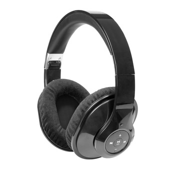 Foldable Bluetooth  Headphone with Built-in Microphone for PC / Tablets / Smart phones High Brass with good sound hot selling