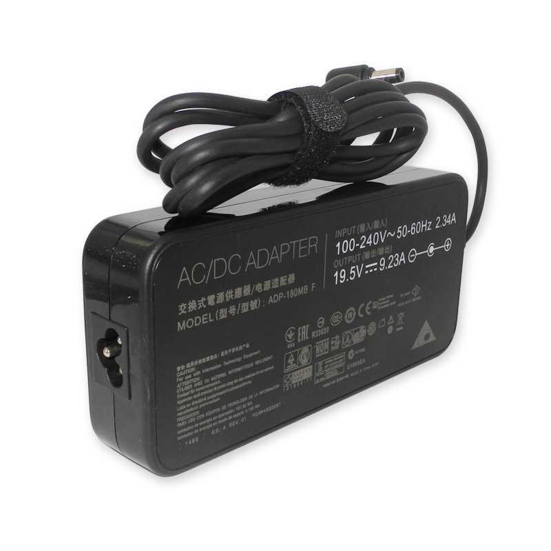 19.5V 9.23A 180W Ac Power Adapter for <font><b>Asus</b></font> <font><b>ROG</b></font> G750JS-DS71 G750JS-RS71 G750JW <font><b>G750JX</b></font> G750JZ G750JW-DB71 Gaming Laptop Charger image