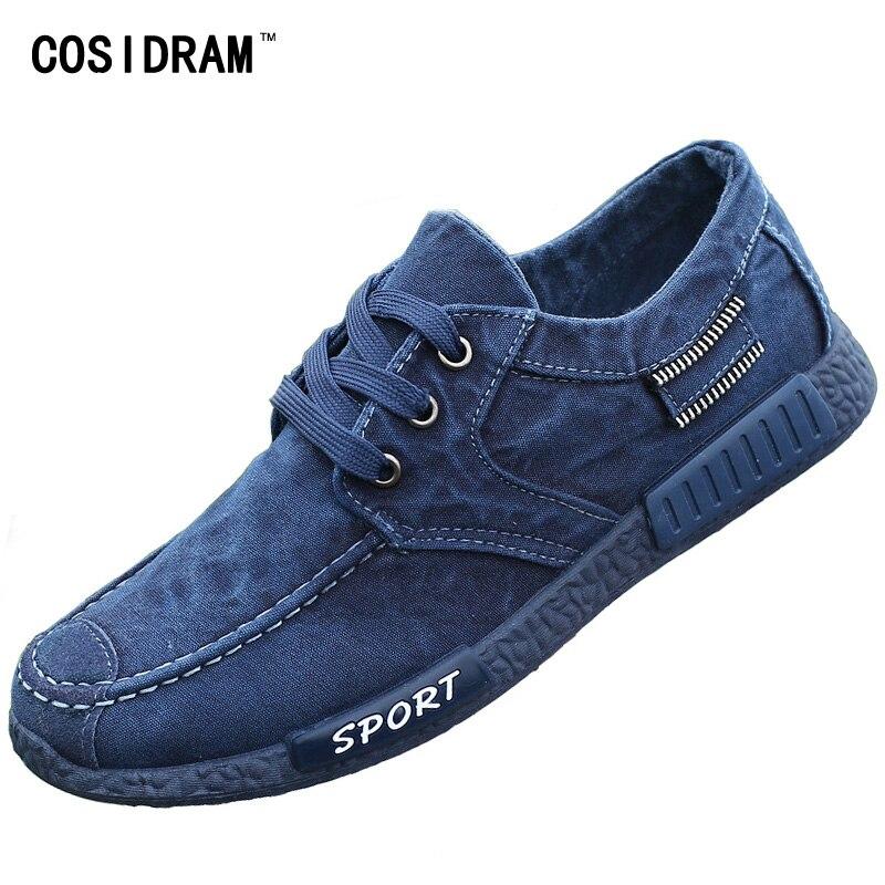 de Otoño de cuero Zapatos Casuales Zapatos de Lona de Goma de Los Hombres Trans