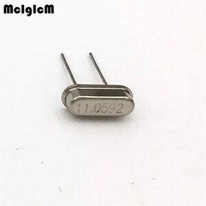 Image 1 - 1000pcs de quartzo ressonador hc 49s 11.0592MHz 20ppm 20pF
