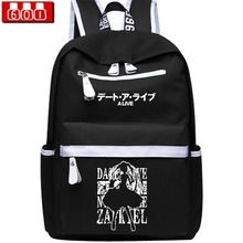 09704e84d9 Anime DATE A LIVE Cosplay Japanese Korean students backpack fashion leisure  travel backpack men and women
