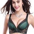 Sexy Lace sutiã e calcinha conjunto de sutiã Sexy para as mulheres tamanho grande mulheres Push Up conjuntos de sutiã Sexy Sexy duplo Push Up Bras