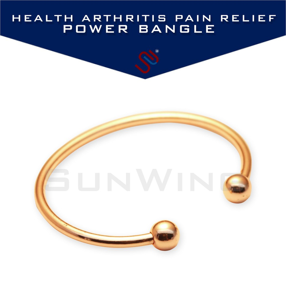 Premium Magnetic Pure Copper Torque Bangle Bracelet Health Arthritis Pain Relief On Aliexpress Alibaba Group