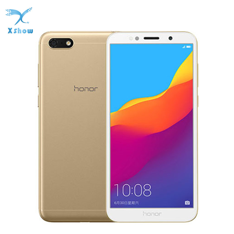Original Huawei Honor 7 Play Smartphone Global ROM 5 45inch MT6739 Quad Core Android 8 1