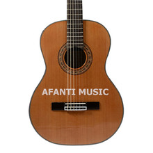 39 inch Burlywood color classical guitar of Afanti Music (ASG-1144)