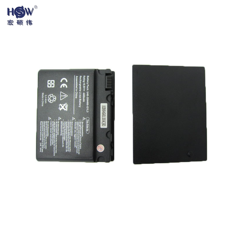 HSW laptop battery for Hasee F1000 F1600 F3000 F4000 L1400 L1600 F545R F580T F223S Q540S ...