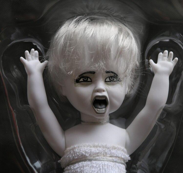 Mezco Living Dead Dolls Presents Alfred Hitchcock Horror Film Psycho Marion  11