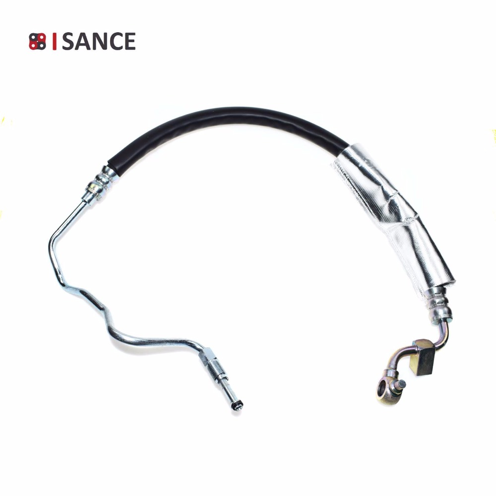isance power steering pressure line hose 49720 7y000 49720 8j100 for nissan 2002 2006 altima