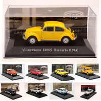 Altaya 1:43 IXO V ~ W Gol/1500 1982/Voyage/Kombi/Gol/Santana/Passat/Fusca/Saveiro modèles miniatures miniatures