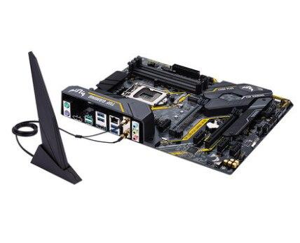 Asus TUF Z390-PLUS GAMING WIFI  Desktop Electromechanical Game Computer Motherboard