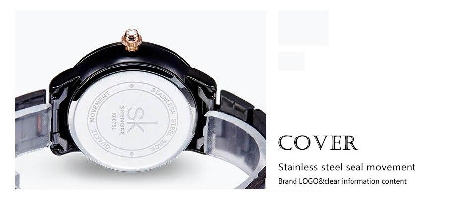 HTB1aCjnagKTBuNkSne1q6yJoXXaB Shengke Rose Gold Watch Women Quartz Watches Ladies Brand Crystal Luxury Female Wrist Watch Girl Clock Relogio Feminino