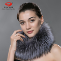 2016 Winter and autumn thick Lady shawls and scarves wraps natural silver fox fur luxury women scarf pashmina brand scarf women