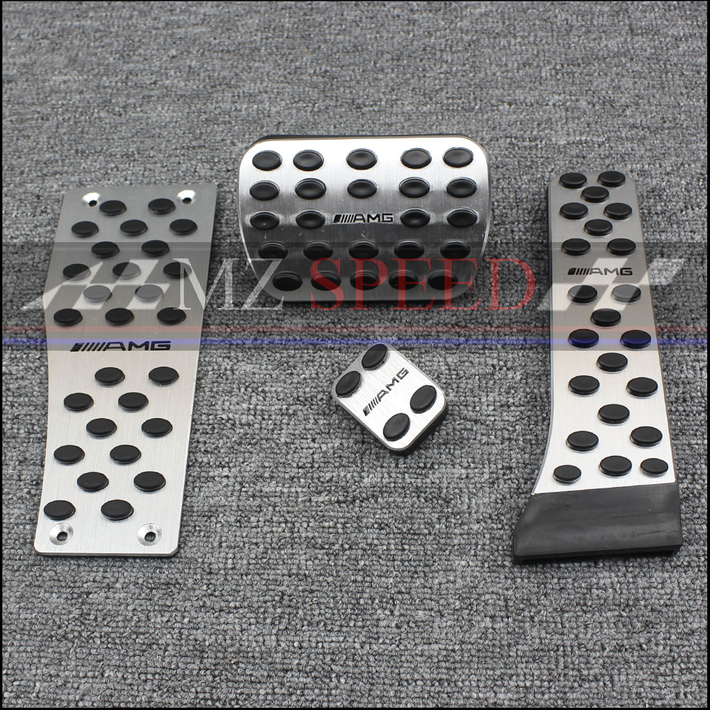Ttcr-ii Car Accessories For Mercedes Benz W124 W202 W203 W140 W208 W210 W211 W220 R170 R171 R-class At Brake Clutch Pedal Pad Automobiles & Motorcycles