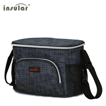 new Thermal Insulation Baby Diaper Bags Portable Multi-function Baby Care Mommy Bag The latest models Convenient Stroller Bag Nappy Changing