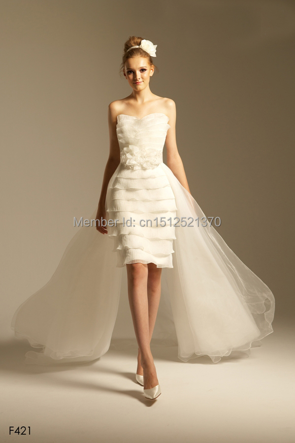 Best Short Wedding Dresses - Wedding Dress Ideas