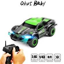 Newest 1/43 Mini Rc Car Remote Controll Toy