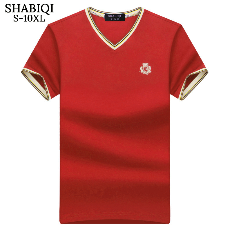 SHABIQI Classic Brand Men shirt Men Polo Shirt Men Short Sleeve Polos Shirt T Designer Polo Shirt Plus Size 6XL 7XL 8XL 9XL 10X 2