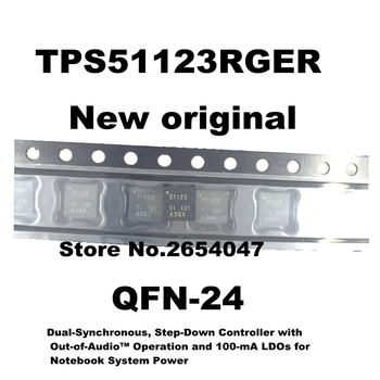 5 unids/lote TPS51123 51123 TPS51123RGER QFN-24 nuevo original