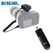 2.4 ГГц Беспроводной дистанционного управления Спусковое устройство затвора для Sony A58 NEX-3NL A7 A7R A7S A7RII A3000 A5000 A5100 A6000 HX300 HX50 RX100II
