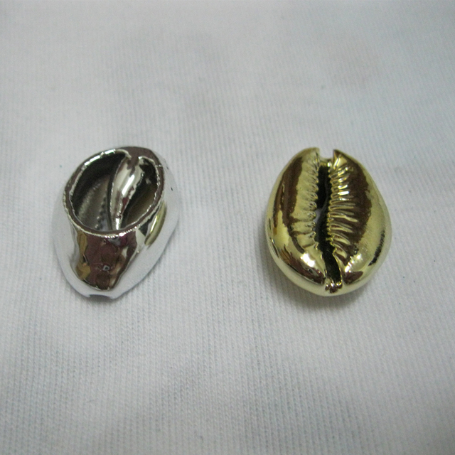 Lovely cowrie shell pendants connectors for wholesale gold sliver lovely cowrie shell pendants connectors for wholesale gold sliver plated pendants connector for jewelry necklace aloadofball Image collections