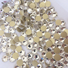 YANRUO 2058NoHF SS20 Crystal Non HotFix Rhinestones Nail Art Flatback Rhinestones HotFix Crystals Stones For Clothes