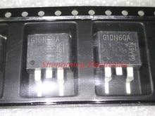 50PCS G10N60A SGB10N60A TO 263