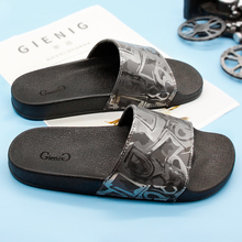 ФОТО gienig 2018 home slippers  breathable  section four seasons anytime could be household shoes