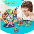 32 UNIDS Iluminan Ladrillos Educativos Magnética Juguete De Diseño Cuadrado Triángulo Hexagonal 3D DIY Bloques de Construcción de juguetes para los niños