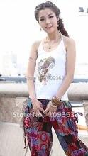 Fashion Sexy Lady Cotton Sun-Tops,Unique Women's Tank tops,Ladies Tank Tops,women's sleeveless Blouses PST010