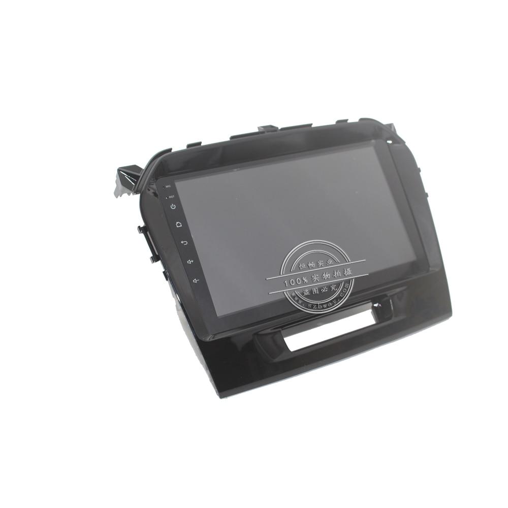 HANG XIAN 9 quot Quadcore Android 8 1 Car radio for Suzuki Grand Vitara 2016 car dvd player GPS navigation car multimedia in Car Multimedia Player from Automobiles amp Motorcycles