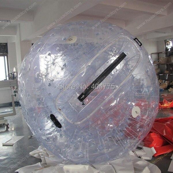 Boule commerciale de zorb de l'eau avec la pompe libre de CE/UL et l'expédition gratuite à la porte