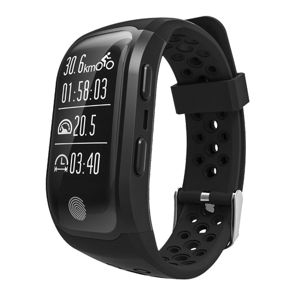 Makibes G03 IP68 Sport Tracker With GPS Heart Rate Monitor Activity Tracker Fitness Bracelet For IOS