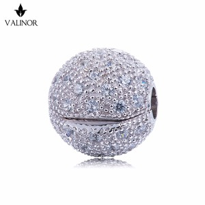 Image 1 - Video! Stars fixed beads 925 Sterling Silver  beads charms fit Bracelets & Bangles Never change color DDBJ071