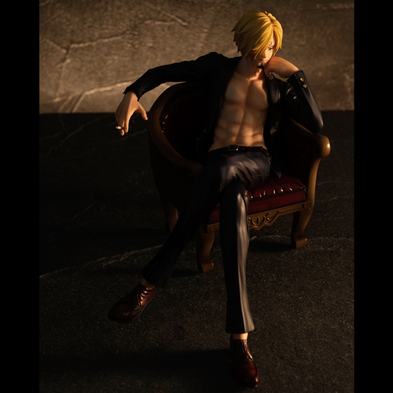 16cm One Piece sanji  Anime Action Figure PVC Collection Model toys for christmas gift free shipping anime one piece ainilu handsome action pvc action figure classic collection model tot doll