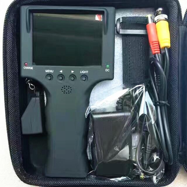 New cctv Portable 4 in 1 AHD+TVI+CVBS+CVI Camera Tester 1080P CCTV Tester 3.5 Inch LCD Video Test 5V/12V Power Output Cable Test free shipping 4 3 inch ahd cvbs 2 in 1 cctv tester ahd 1080p analog camera utp cable tester 12v1a usb 5v output