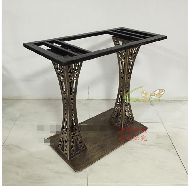 Retro Dining Tables. Table Leg Frame.. Marble Table Leg. Test Bench