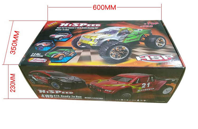 HSP 94111 1:10 2.4G 4WD Off-Road Mobil Remote Control Mainan Mobil Climbing RC Mobil Radio Controlled anak Laki-laki Mainan