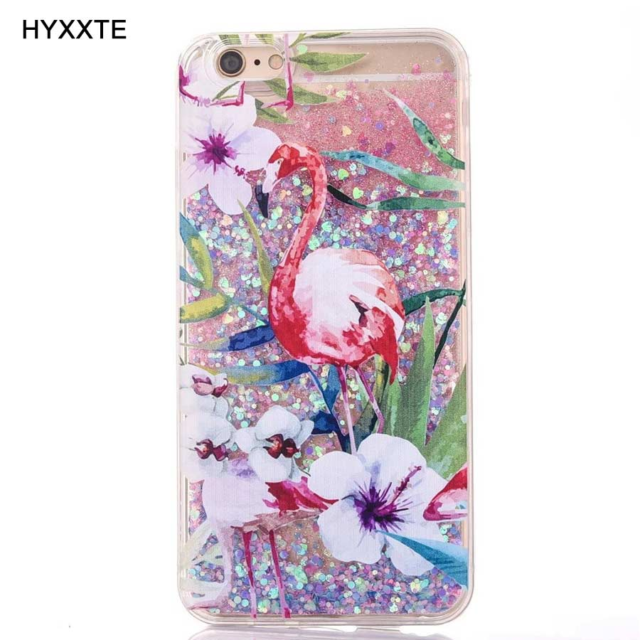 Hyxxte Cool Liquid Quicksand Case Cover For Apple Iphone 6