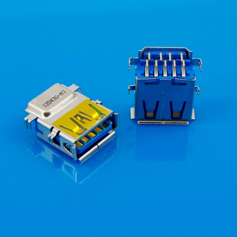 100 pcs NEW USB 3.0 Connector / Plug / Socket / Jack for ACER Aspire 5750 5755 3830 3830T 3.0 USB Jack