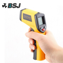 Non Contact Digital Laser infrared thermometer GM320 -50-380C Themperature Pyrometer IR Point Gun For Industry home use