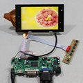 HDMI VGA DVI lcd Control board with 5.6inch HV056WX2 100 1280x800 lcd panel for raspberry